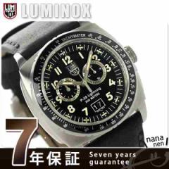 ルミノックス P-38 ライトニング 9440 シリーズ クロノグラフ 9441 LUMINOX メンズ 腕時計 クオーツ ブラック