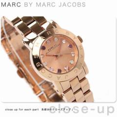 【あす着】マーク バイ マーク ジェイコブス エイミー デクスター グリッツ 時計 レディース ピンクゴールド MARC by MARC JACOBS MBM321