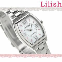 シチズン Q&Q リリッシュ ソーラー レディース H041-900 CITIZEN Lilish 腕時計 ホワイト