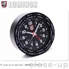 ルミノックス LUMINOX アラームクロック ブラック lwac-b