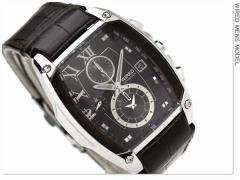 【あす着】セイコー SEIKO ワイアード WIRED REFLECTION リフレクション メンズ 腕時計 ブラウン AGAV039