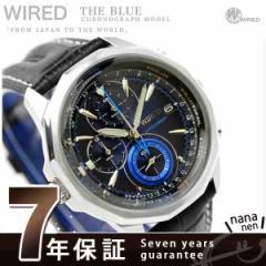 セイコー ワイアード 腕時計 メンズ クロノグラフモデル SEIKO AGAW422