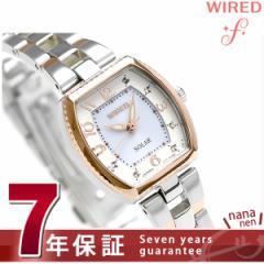 セイコー ワイアード エフ ソーラーコレクション 腕時計 AGED090 SEIKO WIRED f