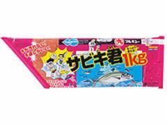 マルキュー/MARUKYU サビキ君1kg (堤防・サビキ釣り用配合エサ)