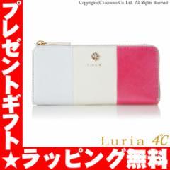 Luria 4℃ ヨンドシー 財布 NEW ラウンド長財布 ルリア 321527330015