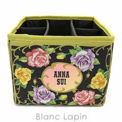 【ノベルティ】 アナスイ ANNA SUI メイクアップボックス ブラック [526883]