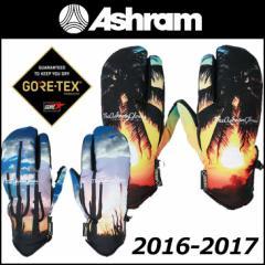ASHRAM アシュラム グローブ 16-17 ESCOBAR  エスコバル GORE-TEX GLOVE スノーボード スノボ