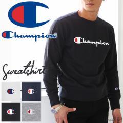 チャンピオン トレーナー 4サイズ展開 CHAMPIONのロゴシリーズ。スウェットシャツ アメカジ Champi