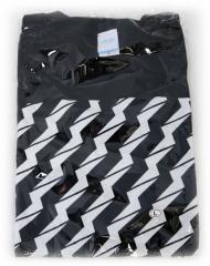でんぱ組×Village Vanguard/ビリビリTシャツ【黒】(L)◆新品Ss【即納】
