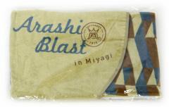 嵐 BLAST in Miyagi/フード付ロングマフラータオル◆新品Ss【即納】