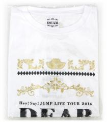 Hey!Say!JUMP/LIVE TOUR 2016 DEAR./Tシャツ◆新品Ss【即納】