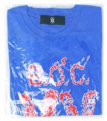 BUMP OF CHICKEN/2016 Summer/20周年記念 Tシャツ 青(S)◆新品Ss【即納】