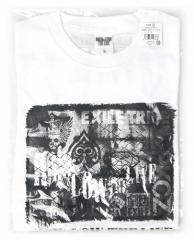 HiGH&LOW ファイナル ツアーTシャツ ホワイト(S)◆新品Ss【即納】