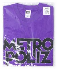 三代目J Soul Brothers/METROPOLIZ ツアーTシャツ 紫(M)◆新品Ss【即納】