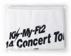 Kis-My-Ft2 2014 Tour Kis-My-Journey/スポーツタオル◆新品Ss【即納】