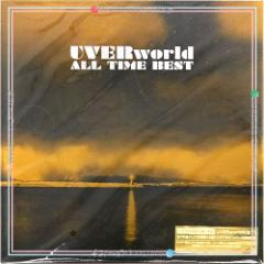 UVERworld/ALL TIME BEST(完全生産限定盤)CD/応援店特典クリアファイル付き◎新品Ss【即納】
