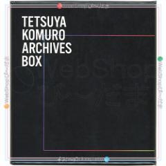 小室哲哉 TETSUYA KOMURO ARCHIVES BOX[9CD]/通販限定◆新品Ss【即納】