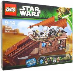 LEGO レゴ スター・ウォーズ ジャバのセールバージ 75020◆新品Ss【即納】【送料無料】