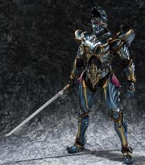 魔戒可動 幻影騎士 クロウ 牙狼<GARO>-魔戒ノ花-◆新品Ss【即納】【送料無料】