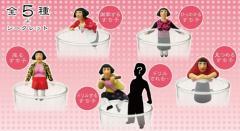 PUTITTOシリーズ コップのすち子 全6種セット/関西限定◆新品Ns【即納】