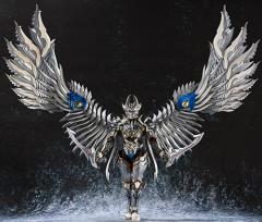 魔戒可動 銀牙騎士 ゼロ プレミアムバンダイ限定◆新品Ss【即納】