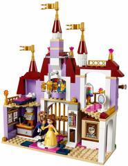 レゴ ディズニープリンセス ベルの魔法のお城 41067◆新品Ss【即納】