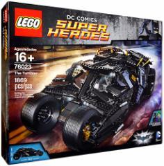 LEGO レゴ スーパーヒーローズ バットマン ザ・タンブラー 76023/並行輸入品◆新品Sa【即納】【送料無料】