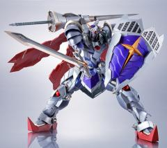 METAL ROBOT魂 騎士ガンダム(リアルタイプVer.) SDガンダム外伝◆新品Ss【即納】【送料無料】