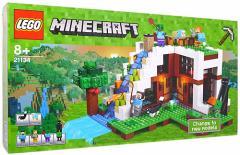 LEGO レゴ マインクラフト 滝のふもと 21134◆新品Ss【即納】【送料無料】
