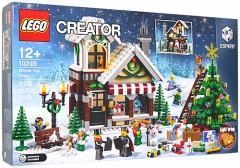 LEGO レゴ クリエイター 冬のおもちゃ屋さん 10249/並行輸入品◆新品Ss【即納】【送料無料】