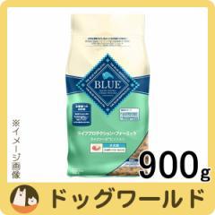 BLUE 子犬用 ラム&オートミールレシピ ドライ 900g [ポイント10%還元]