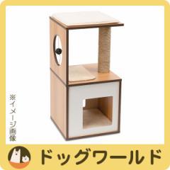 ジェックス V-BOX SMALL V-ボックススモール 【Cat furniture Vesper】