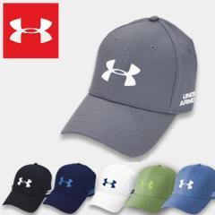 アンダーアーマー メンズ スポーツ キャップ 帽子 ゴルフ UNDER ARMOUR MENS GOLF HEADLINE 2.0 CAP グレー ブラック ネイビー ホワイト