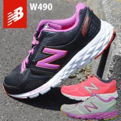 NEW BALANCE W490 ニューバランス レディースランニングシューズ/靴 スニーカー スポーツシューズ 送料無料
