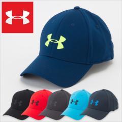 アンダーアーマー スポーツキャップ/UNDER ARMOUR STRETCH CAP/アンダー アーマー メンズ 帽子 キャップ ランニング ストレッチ