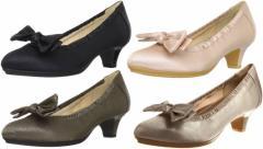 (A倉庫)CALORY WALK+ カロリーウォークプラス CW+1048LC レディース パンプス シューズ 婦人靴