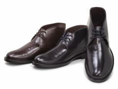 (A倉庫)BCR BC-124 メンズレインシューズ プレーントゥ レイン チャッカブーツ メンズレインブーツ  紳士長靴 【送料無料】【smtb-TK】