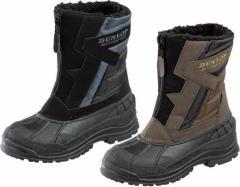 (A倉庫)DUNLOP ダンロップ ドルマン G312 メンズブーツ ウィンター 防寒ブーツ ビーンブーツ