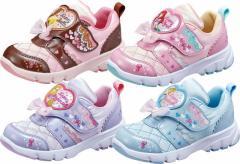 (A倉庫)【ディズニー】 プリンセス DN C1183 子供靴 スニーカー DN-C1183 女の子 キッズ キャラクター シューズ 靴 【2017年モデル】