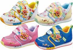 (A倉庫)【アンパンマン】 APM C137 子供靴 スニーカー キッズ キャラクター シューズ 靴 男の子 女の子  【2017年モデル】