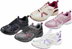 (取り寄せ)DUNLOP ダンロップ DM153 マックスランライトM153 レディーススニーカー シューズ 靴 婦人スニーカー 軽量設計 撥水加工