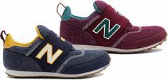 (A倉庫)new balance ニューバランス KS620 子供靴 スニーカー ベビー キッズ 男の子 女の子 スリッポン 靴 シューズ NB KS620 BUP NAP