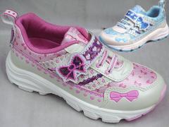 (A倉庫)瞬足レモンパイ C-797 子供靴 スニーカー 女の子 キッズ シューズ 靴 リボン 靴ネット通販コア独占販売モデル