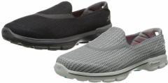 (A倉庫)SKECHERS スケッチャーズ 13980 GO walk 3 ゴーウォーク3 レディーススニーカー スリッポン ウォーキングシューズ 靴 SKC 13980