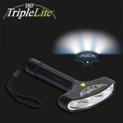 【TripleLite】3灯 180度 LEDフラッシュライト トリプルライトmini「Triple LITE mini」