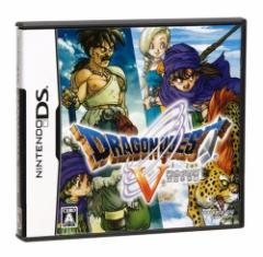 ドラゴンクエスト5 天空の花嫁 DS ソフト NTR-P-YV5J / 中古 ゲーム