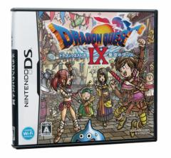 ドラゴンクエスト9 星空の守り人 DS ソフト NTR-P-YDQJ / 中古 ゲーム