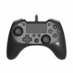 ホリパッドFPSプラス for PlayStation4 ブラック 【PS4】【周辺機器】【新品】 PS4-025