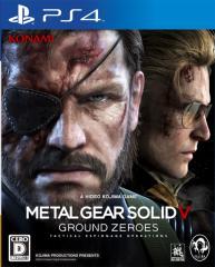 メタルギアソリッド5 グラウンドゼロズ PS4 ソフト PLJM-80008 / 中古 ゲーム