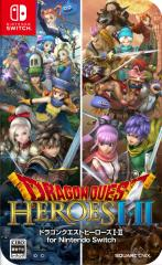 ドラゴンクエストヒーローズ 1・2 Nintendo Switch ソフト HAC-P-BABKA / 新品 ゲーム